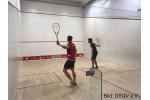 Einzel-EM 2017 - Tag 1: Sina Kandra und Raphael Kandra gewinnen beide den Auftakt und stehen im Viertelfinale