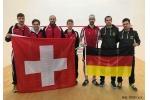 Herren Team WM: Deutschland besiegt die Schweiz mit 2:0